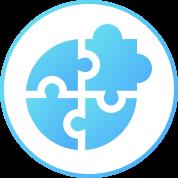 icona che indica la collaborazione con coMwork